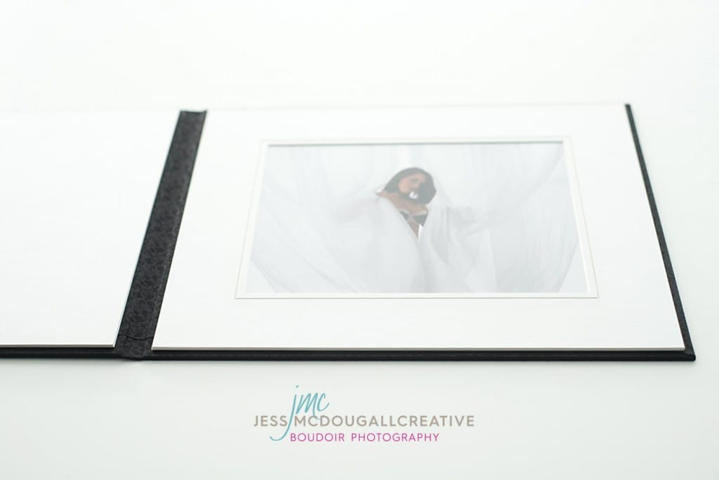boudoir photo display