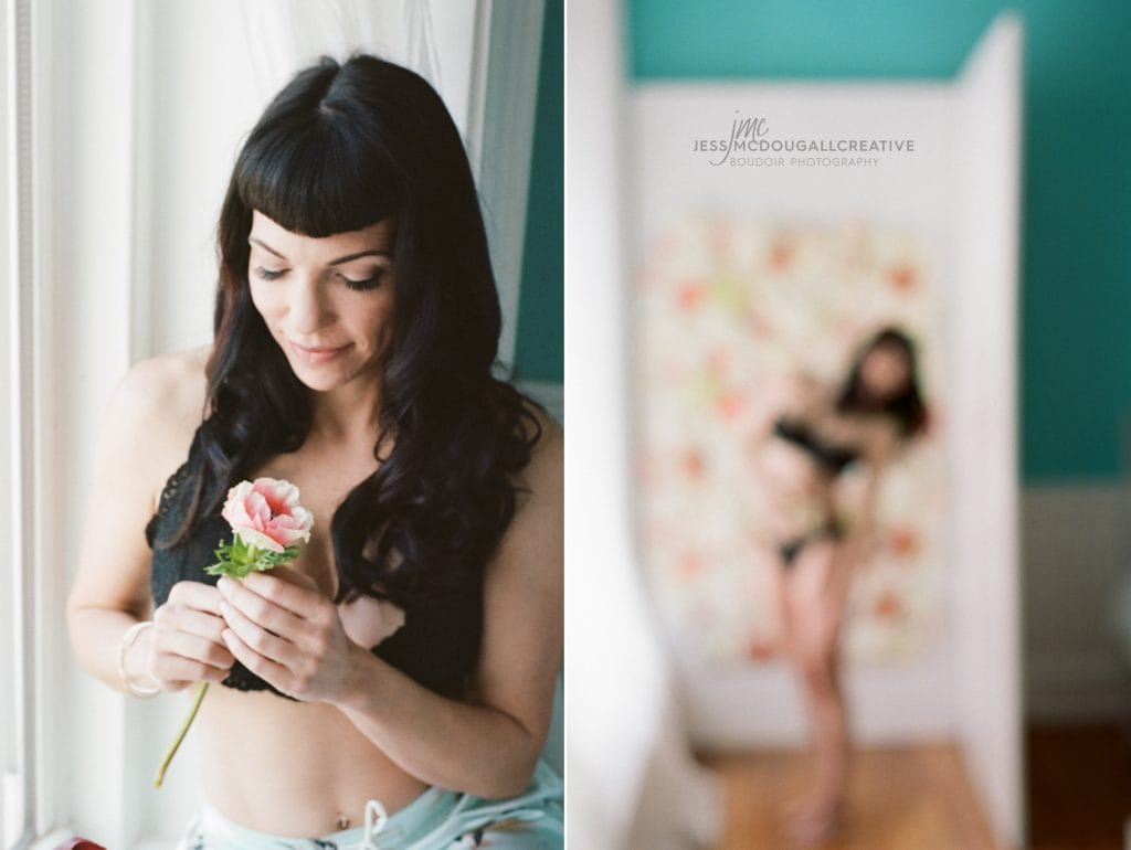 Boudoir Film Sessions by Jess McDougall Creative