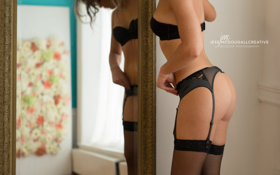 FAQ: Will I look good in my lingerie? | Salem Boudoir Photographer Jess McDougall Creative