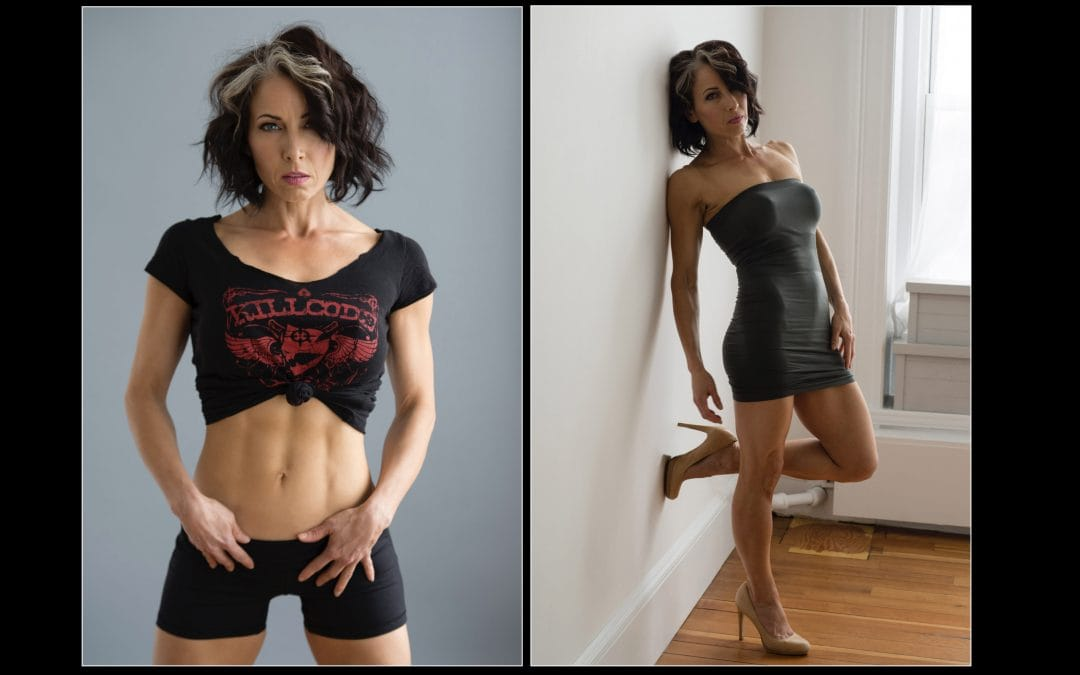 Headshot & Promo Images for Beth – Boudoir & Fitness Photography in Salem, MA